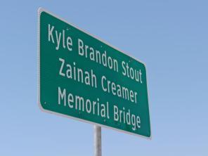 State Line Bridge I-30