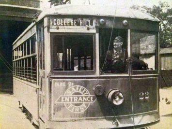 Texarkana trolley