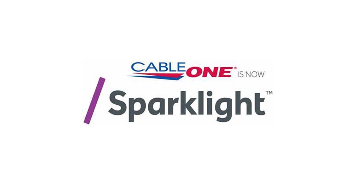 Cable ONE to Rebrand as Sparklight  Texarkana Today