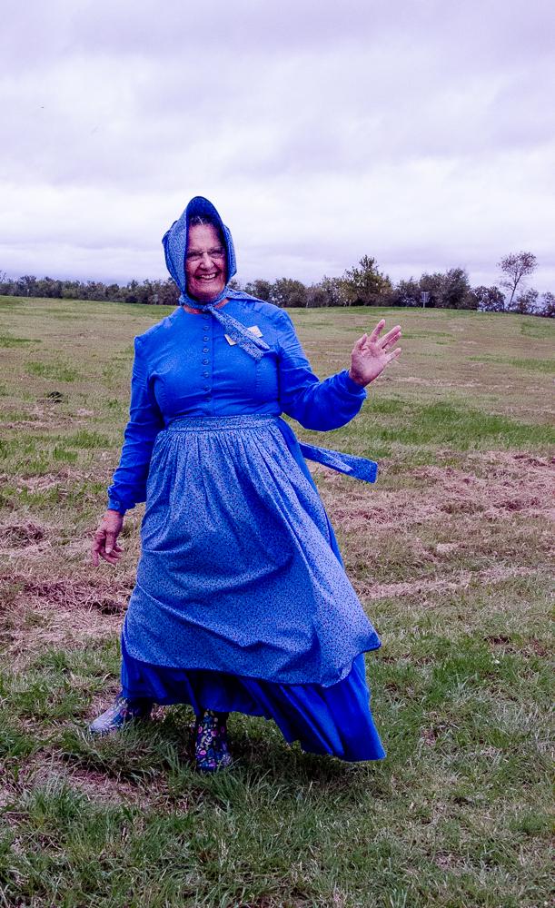 20151107 02 – Prairie Heritage – Prairie Lady