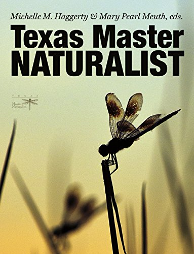 Photo of cover of Texas Master Naturalist textbook