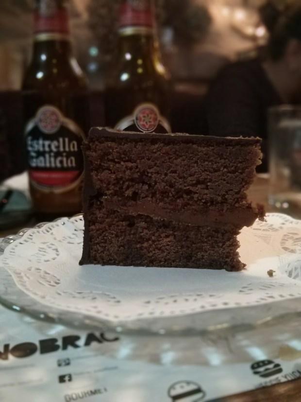 Devil's cake de Nobrac.