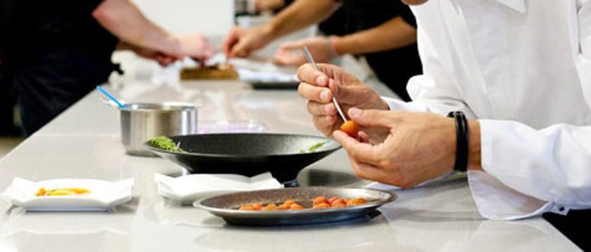 Cocina como el Chef Martín Berasategui en Txoko Barakaldo