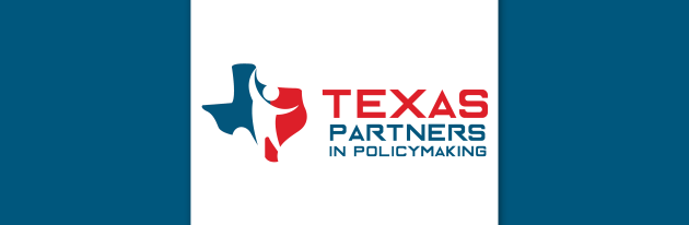 Texas Partners in Policymaking Logo Banner