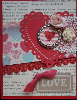 Creating Love Cards are Fun!!!!