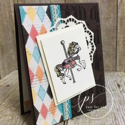 Cupcakes & Carousels by Stampin' Up!