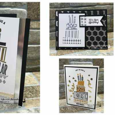 March Madness Masculine Card Kit