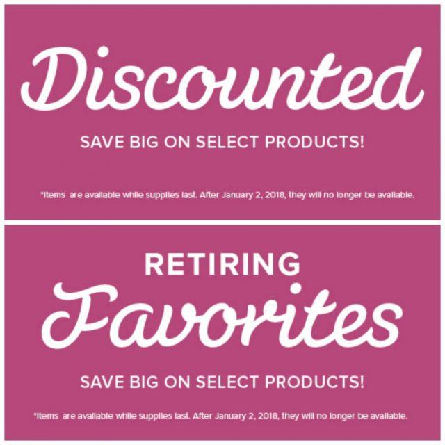 discounted retiring