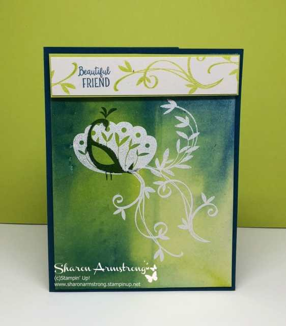 Ink Refills Background Cards