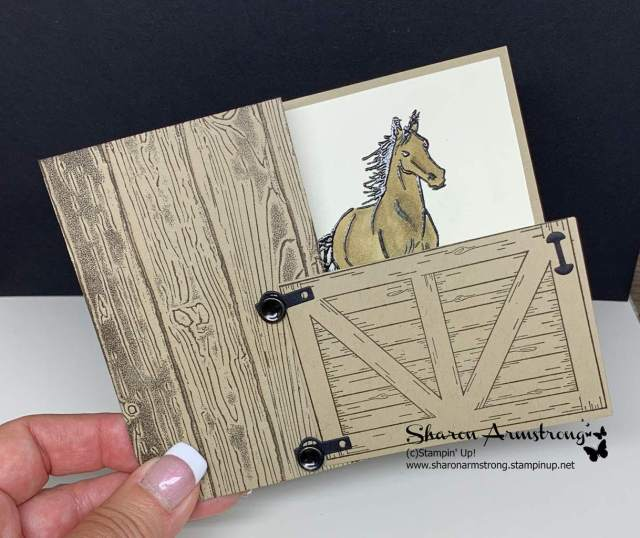 Handmade Masculine For Him Wild Horses Cowboy Country Birthday Wishes Card