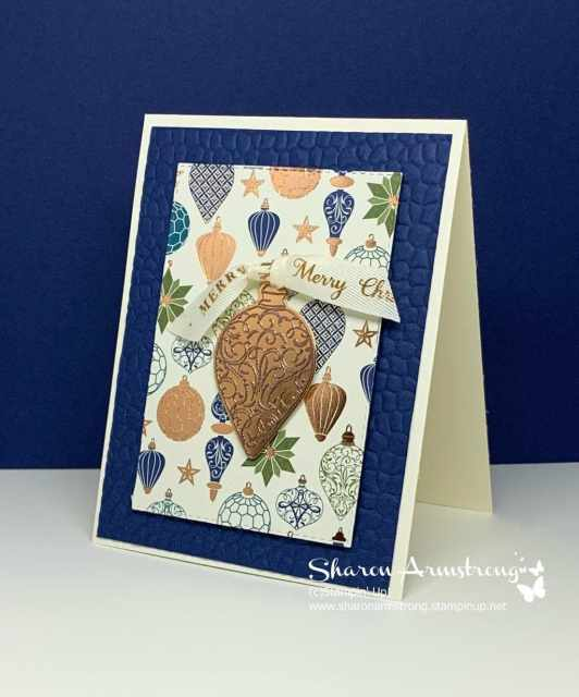 Shiny-Beautiful-Christmas-Card-Handmade