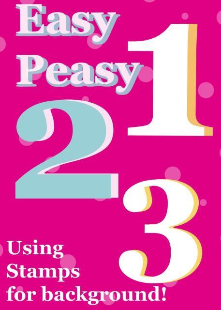 Easy-Peasy-Card-Making