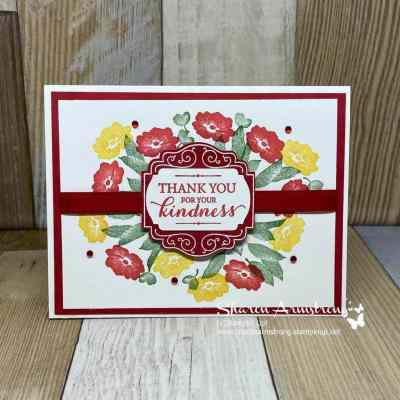 Make Amazing Easy Cards Layered with Kindness