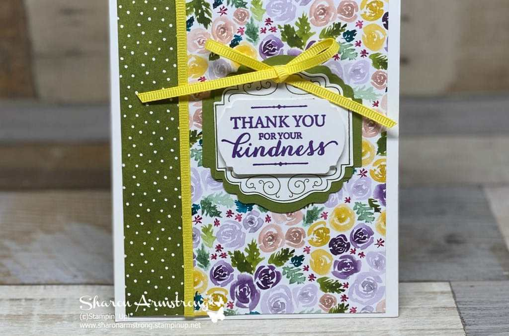 How to Make a Simple Birthday Card in Minutes
