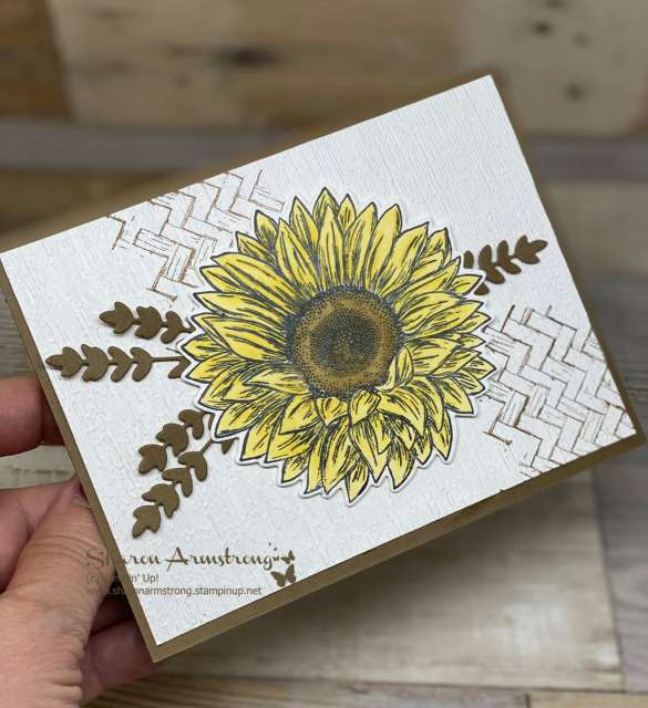 handmade-thank-you-card-by-sharon-armstrong-txstampin-with-embossed-background
