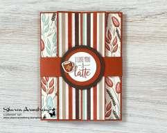 The Perfect Autumn Fun Fold Greeting Card to Make