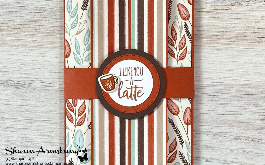 The Perfect Autumn Fun Fold Greeting Card to Make