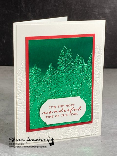 3-elegant-christmas-cards-with-red-and-green-foil-papers
