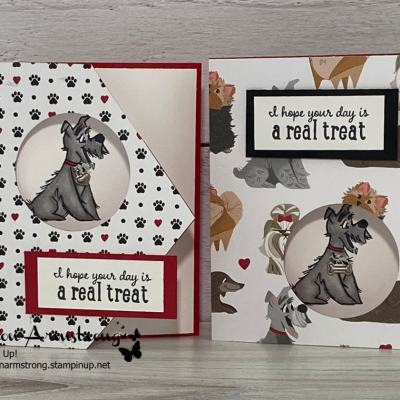 Dog Lovers Birthday Cards That Are Playful and Simple to Make
