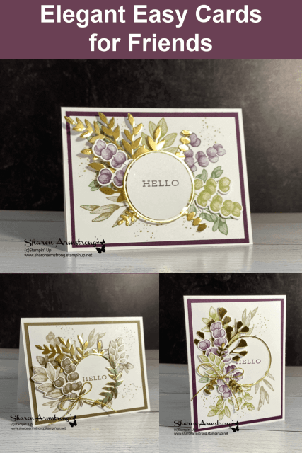 Share the die cutting magic with your friends; they'll love getting beautiful mail