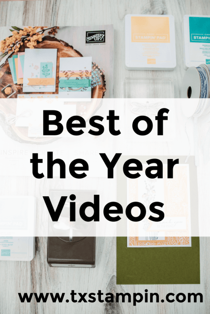 Card Making Best Videos of 2020