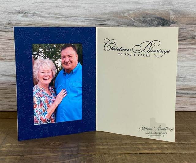 Your family will love getting personalized Christmas photo cards.