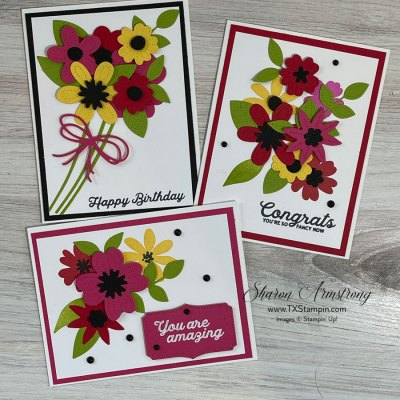 Make Spring Cards In Bloom With a Fascinating Tip You'll Love