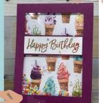 DIY This Creative Birthday Card & Shake Things Up