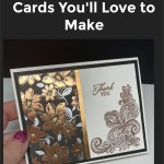 Elegant Heat Embossed Cards You'll Love to Make