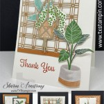Plentiful Plants by Stampin' Up! | Card Ideas