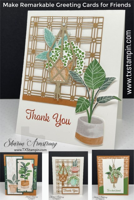 Learn how to make greeting cards for friends and don't forget to pin this to your favorite Pinterest Board.