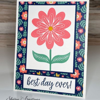 5 Reasons I Love the Stampin' Up! Sweet Symmetry Suite for Summer Cards