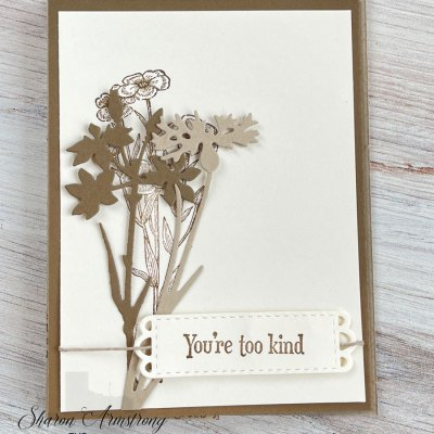 Make a Flap Fold Card with 2 Flaps! How Will This Inspire Your Card Making?