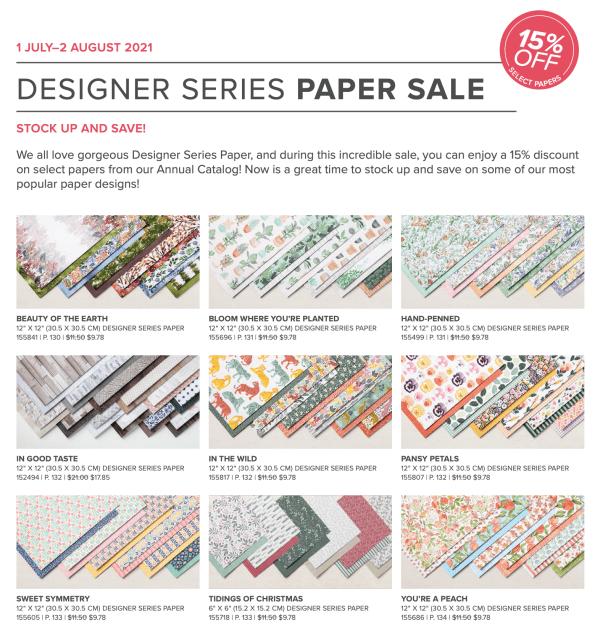 designer-series-paper-sale