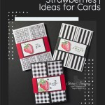 Stampin' Up! Sweet Strawberries | Ideas for Cards