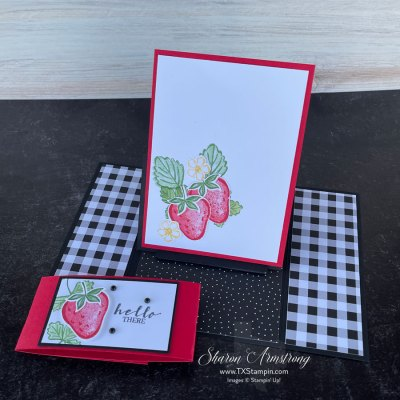 Gatefold Easel Cards: Why This is a Great Birthday Card Design