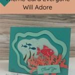 A Summer Ocean Theme Card Everyone Will Adore