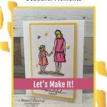 Card Making With Beautiful Moments