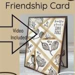Make a Fun Friendship Card