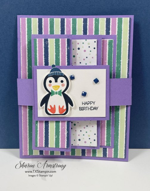 Accordion-Fold-Penguin-Place-Greeting-Card-Tutorial
