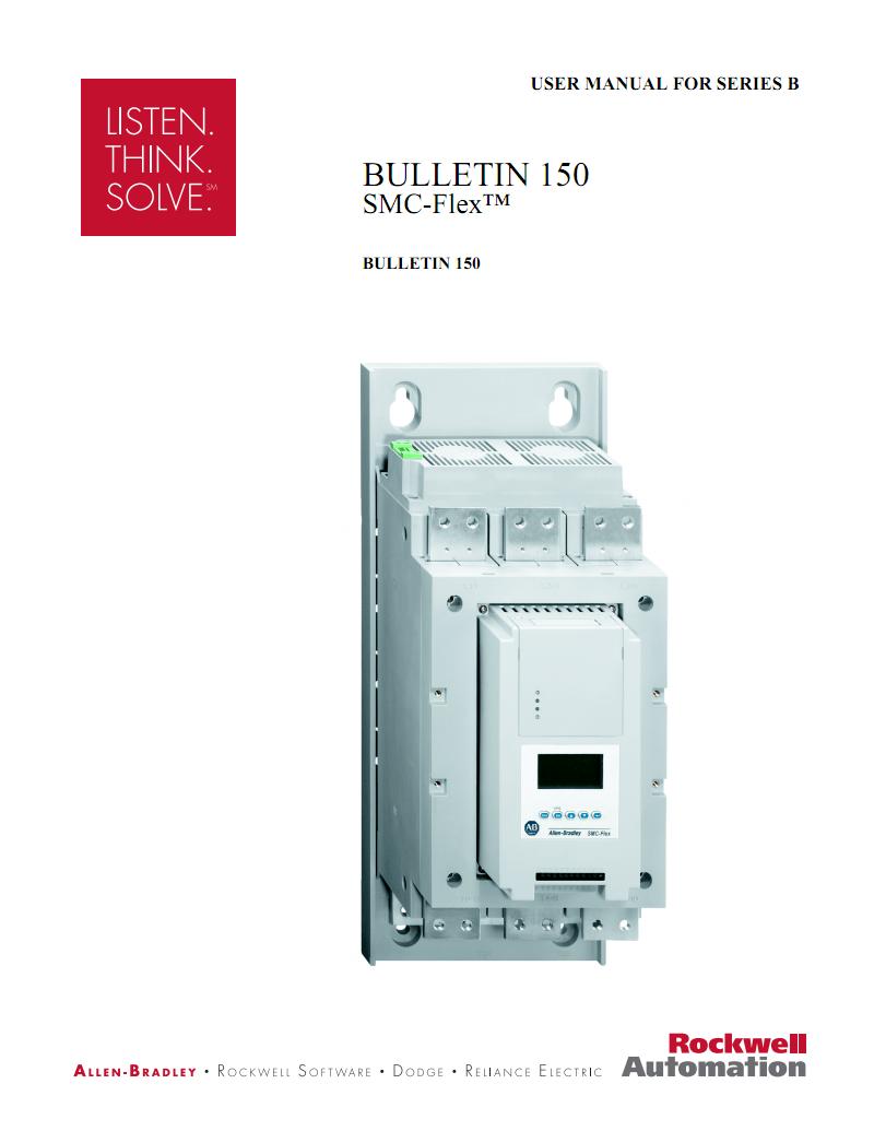 medium resolution of  allen bradley smc flex bulletin 150 pdf