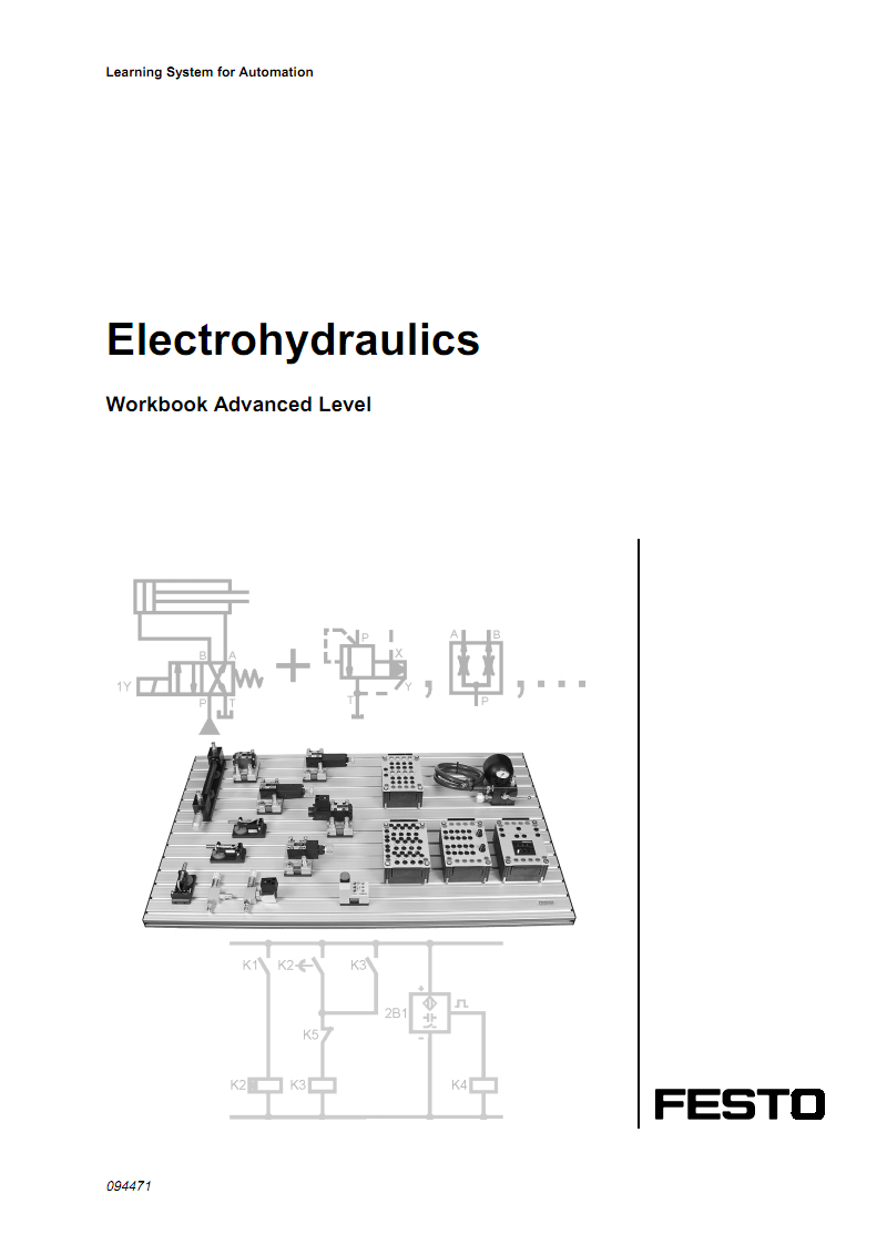 hight resolution of  festo electrohydraulics workbook advanced level tp602 pdf on limit switch control diagram