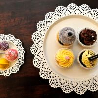"""""""Cups & Cakes"""" kreiert kleine Kuchen-Kunstwerke"""