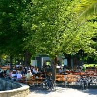 Mit Charme und Schatten: Hannover und seine Biergärten