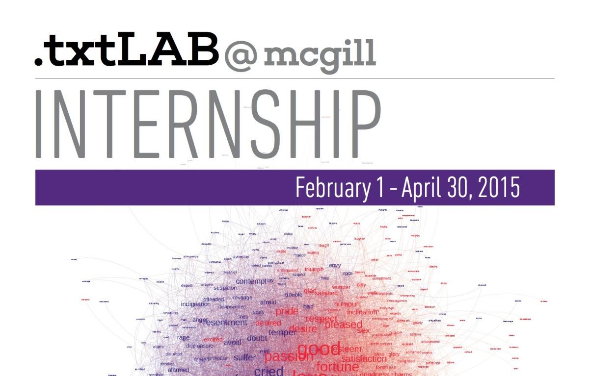 .txtLAB Internship Winter 2015