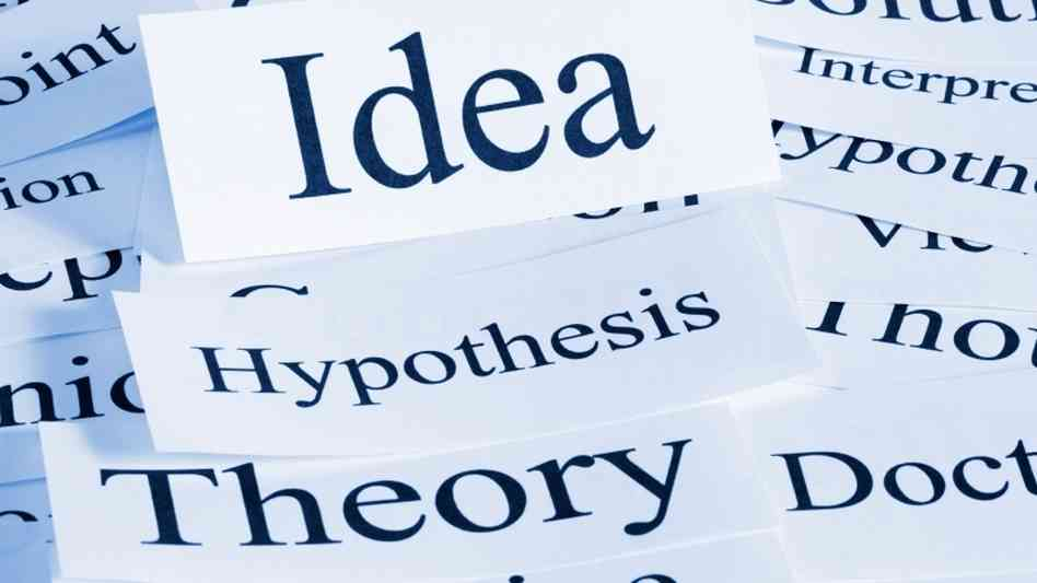 The Humanities: Theory Rich, Evidence Poor