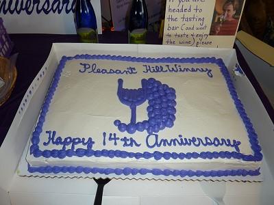 Pleasant Hill - cake