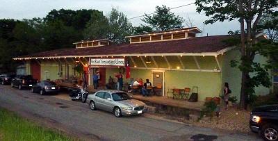 Red Barn - outside