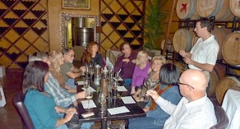Landon Winery - private wine tasting