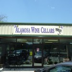 Alamosa Wine Cellars in Lampasas